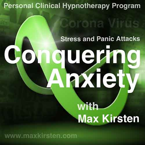 """Featured image for """"Conquering Anxiety, Stress & Panic Attacks MP3 Pack 2021"""""""