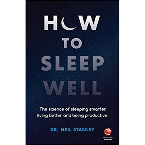 """Featured image for """"How to Sleep Well"""""""