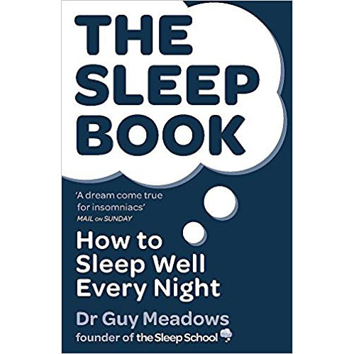 """Featured image for """"The Sleep Book: How to Sleep Well Every Night"""""""