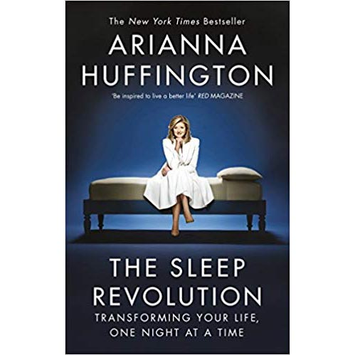 """Featured image for """"The Sleep Revolution: Transforming Your Life, One Night at a Time"""""""